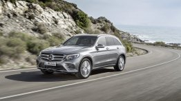 Mercedes GLC - Ultimate Driving Comfort with a sporty touch*