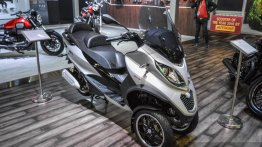 Piaggio to launch a new sub-200cc scooter in India under the Aprilia brand – Report