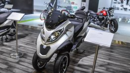 Aprilia 160cc maxi-scooter heading to India – Report