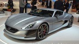 Rimac Concept_One - Geneva Motor Show Live