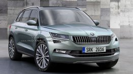 Skoda Kodiaq SUV to arrive in India in late 2017 - IAB Report