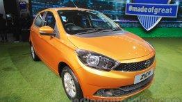 Tata Zica - Auto Expo 2016