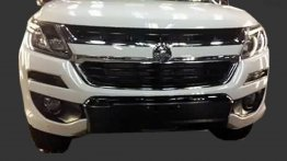 2016 Holden Colorado, 2016 Holden Colorado 7 to be vastly improved - Report