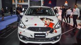 2016 Mitsubishi Mirage – 2016 Bangkok Live