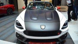 Abarth 124 Spider - Geneva Motor Show Live