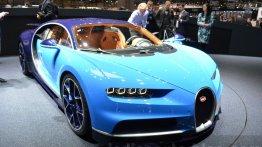 Bugatti Chiron - Geneva Motor Show Live