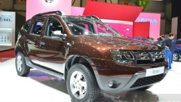Dacia Duster Essential (limited edition) - Geneva Motor Show Live