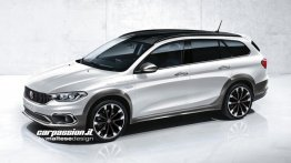 Fiat Tipo Estate Allroad - Rendering