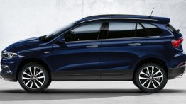 Fiat Tipo crossover - Rendering