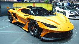 Apollo Arrow - Geneva Motor Show Live
