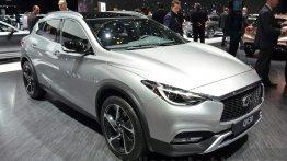Infiniti Q60, Infiniti QX30, Infiniti Q50 - Geneva Motor Show Live