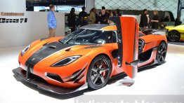 Koenigsegg Agera Final One of 1 - 2016 Geneva Motor Show
