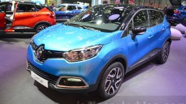 Renault Captur showcased at Geneva Motor Show - IAB Report