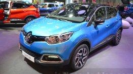 Renault Captur showcased at Geneva Motor Show - IAB Report