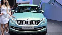 Skoda VisionS SUV concept – 2016 Geneva Motor Show Live
