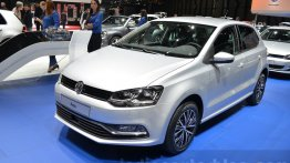 VW Polo ALLSTAR showcased at Geneva Show - IAB Report