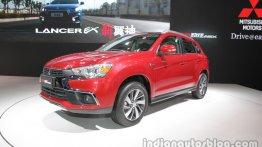2016 Mitsubishi ASX (facelift) - Auto China Live