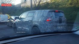 Next-gen Renault Grand Scenic spied testing in Europe