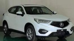 Acura CDX compact SUV leaked ahead of Beijing Motor Show debut