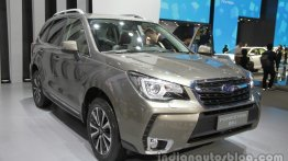 Subaru Forester - Auto China 2016
