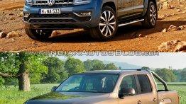 2016 VW Amarok vs. 2010 VW Amarok - Old vs. New