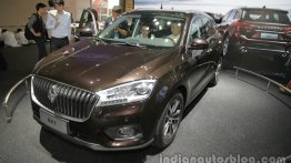 Borgward BX7 - Auto China 2016