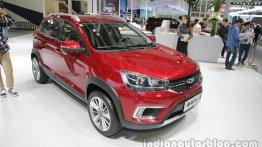 Chinese cars at Auto China 2016 - Part 7