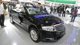 Chinese Cars at Auto China 2016 - Part 11