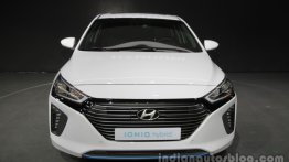 Auto Expo 2018 launch confirmed for Hyundai Ioniq - Report
