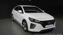 Hyundai Ioniq to be displayed at Auto Expo 2018 - Report