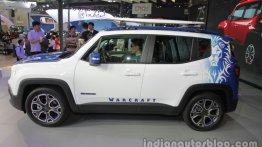 Jeep's Ford EcoSport competitor (sub-4m SUV) confirmed to launch in India in 2020 - Report