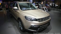 Chinese cars at Auto China 2016 - Part 5