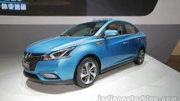 Luxgen 3, Luxgen S3 EV - Auto China 2016