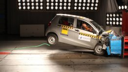 Maruti Celerio, Hyundai Eon, Maruti Eeco fail Global NCAP crash test