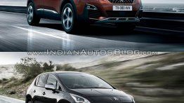 2016 Peugeot 3008 vs. 2014 Peugeot 3008 - In Images