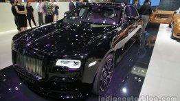 Rolls-Royce Ghost Black Badge - Auto China 2016