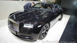 Rolls-Royce Wraith Inspired by Music - Auto China 2016
