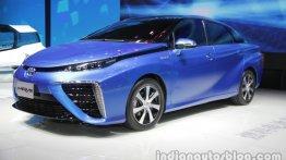 Toyota Mirai, 2016 Toyota Prius - Auto China 2016