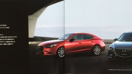 2016 Mazda 3 (facelift) brochure leaked ahead of launch