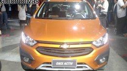 Chevrolet Onix Activ, Chevrolet Onix facelift - In Images