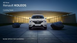 Bookings for India-bound 2016 Renault Koleos start in Malaysia