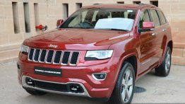Jeep Grand Cherokee, Jeep Grand Cherokee SRT launched in India from INR 93.64 lakhs [Updated]