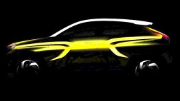 Lada XCode compact SUV teased ahead of debut