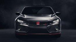 2017 Honda Civic Type R concept revealed ahead of 2016 Paris Motor Show
