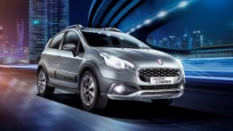 Fiat Urban Cross launched in India at INR 6.85 Lakhs
