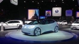 VW I.D. concept - In 5 Live images
