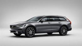 Volvo V90 Cross Country confirmed for India, will launch next year