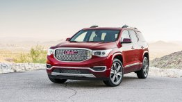 2017 GMC Acadia to go on sale in the Middle East this month