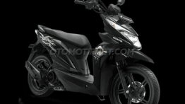 Honda Beat 'Street' variant leaked by Indonesian blog