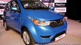 Mahindra e2o Plus (4-door e2o) launched at INR 5.46 Lakhs [Updated]